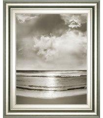 """classy art infinity by mike calascibetta framed print wall art, 22"""" x 26"""""""