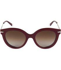 mm needle vi 50mm cat eye sunglasses