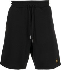 bel-air athletics embroidered-logo track shorts