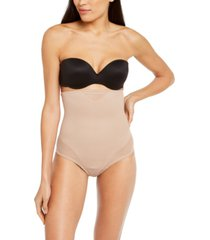 miraclesuit women's extra firm tummy-control high-waist sheer thong 2778