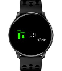 reloj deportivo inteligente tira de silicona brazalete pulsera fitness