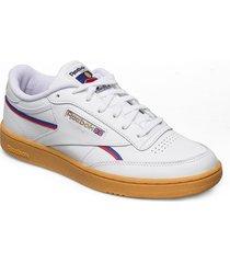 club c 85 mu låga sneakers vit reebok classics