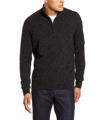 men's barbour tisbury half zip pullover sweater
