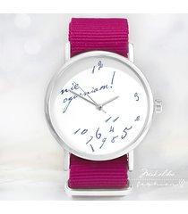- 12 %nie ogarniam - zegarek + ball handmade