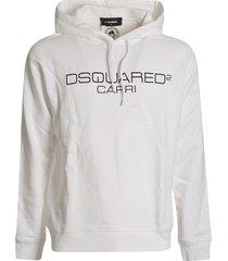 dsquared2 capri logo hoodie