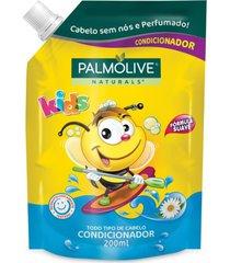 condicionador palmolive naturals kids todo tipo de cabelo refil 200ml - kanui