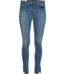 mid-rise jeans cordoba  blauw