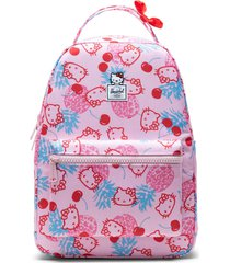 herschel supply co. nova mid volume backpack - pink