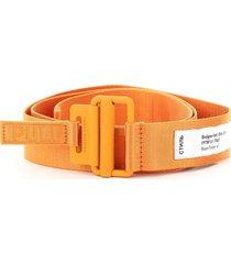 heron preston tape belt classic buckle