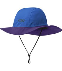 sombrero hombre seattle azul outdoor research