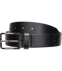 emporio armani swallow belt