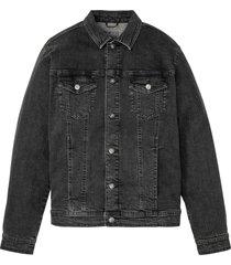 giacca di jeans elasticizzata (nero) - rainbow