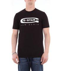 t-shirt korte mouw g-star raw d15104336