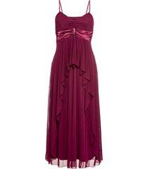 abito lungo (viola) - bodyflirt