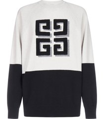 givenchy logo cashmere sweater
