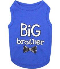 parisian pet big brother dog t-shirt