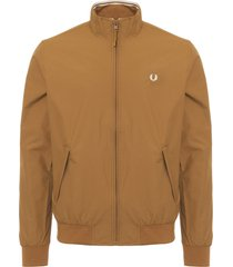 fred perry bronze brentham jacket j3511