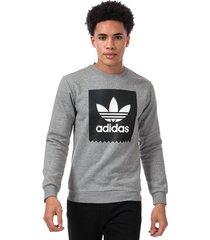 mens bb crewneck sweatshirt
