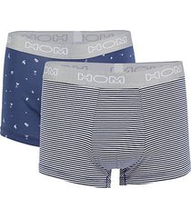 2-pack printed boxer briefs