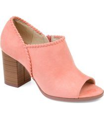 journee collection women's kimana bootie women's shoes