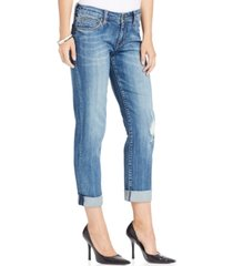 kut from the kloth catherine boyfriend cuffed jeans