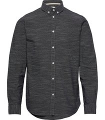 akkonrad shirt skjorta casual svart anerkjendt