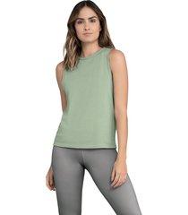 camiseta adulto femenino verde oliva rutta