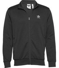 essential tt sweat-shirt tröja svart adidas originals