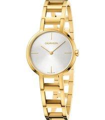 reloj calvin klein - k8n23546 - mujer