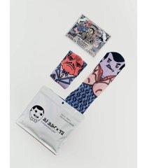 mrmisocki socks for creatives - volume 2.1 - don sockoni and jimmy threadless