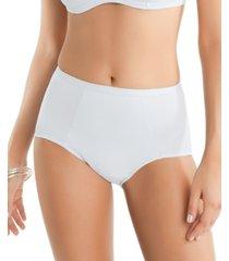 leonisa comfy control hi-waist brief panty
