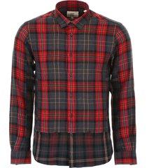 kent & curwen sudbury check shirt