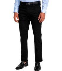 pantalón 5 bolsillos negro guy laroche
