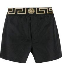 griekse korte boxershort op de zoom