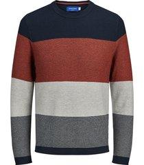 jack & jones pullover 12176124 jorflame