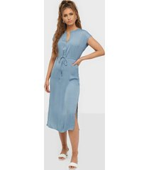 jacqueline de yong jdysheela s/s long shirt dress wvn loose fit dresses