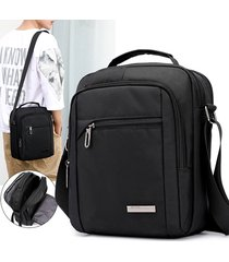 impermeabile business casual spalla multi-funzionale borsa crossbody borsa per gli uomini