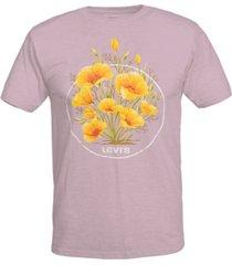 levi's men's calipop t-shirt