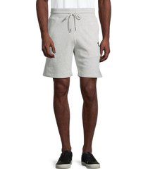 true religion men's regular-fit drawstring shorts - black - size m