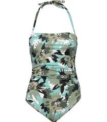 swimsuits badpak badkleding groen esprit bodywear women