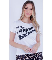 blusa t-shirt team pop me