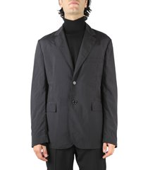 opening ceremony lightweight blazer in technical fabric