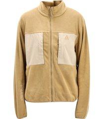 acg wolf tree polartec jacket