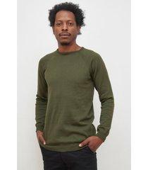 sweater verde el genovés