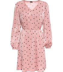 abito con maniche a palloncino (rosa) - bodyflirt