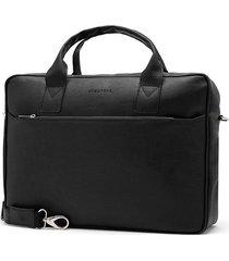 męska torba na laptop brodrene b12 czarny