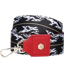 straps cartera art bicolor zappa zappa