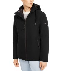 calvin klein men's soft shell 3-in-1 systems jacket