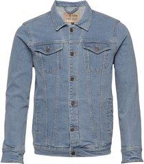 kash denim jacket jeansjacka denimjacka blå denim project