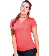 camiseta adulto femenino rosado neon marketing  personal